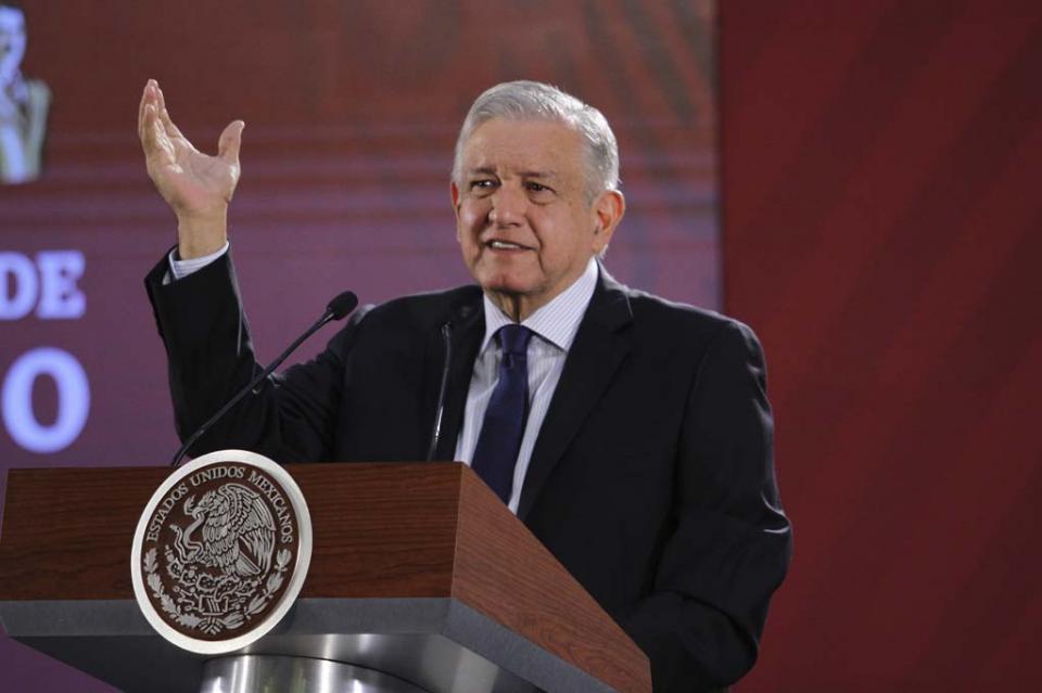 López Obrador propone tregua para lograr acuerdos en tema de gasoductos