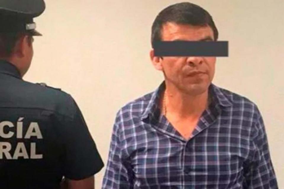 """Detienen a """"El Látigo"""", operador financiero de los hijos del """"Chapo"""""""