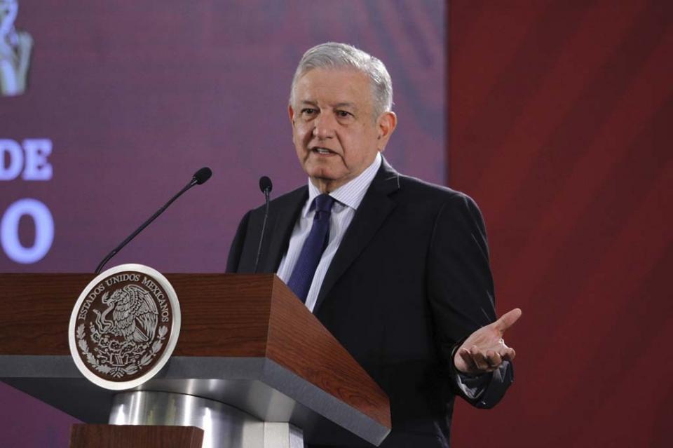 Desconoce López Obrador reinicio de deportaciones en EUA