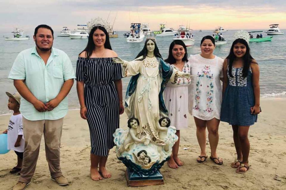 Participan 54 embarcaciones en Torneo de Pesca La Ribera 2019