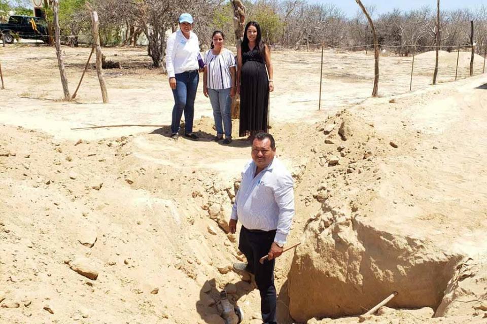Se amplía Red de Agua Potable en beneficio de más de 30 familiasde Los Cabos