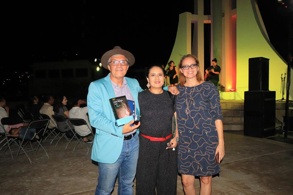 Celebran XIV Aniversario del programa cultural Noches de Plenilunio