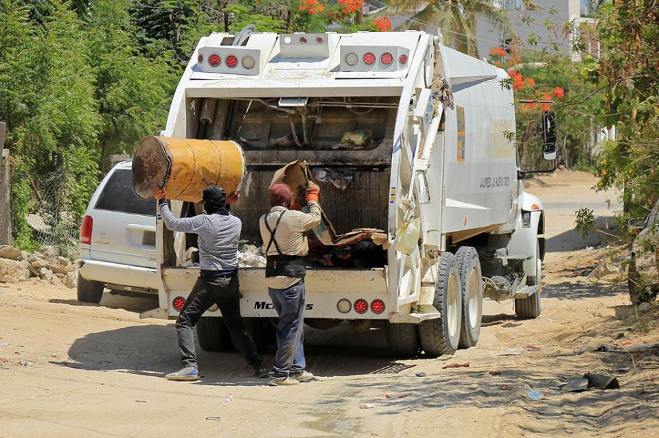 Durante vacaciones está garantizada la recolección de basura en Los Cabos: Servicios Públicos