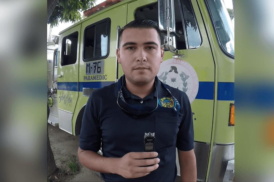 Invita Bomberos de San José a Participar en La Prueba De Fuego 2019