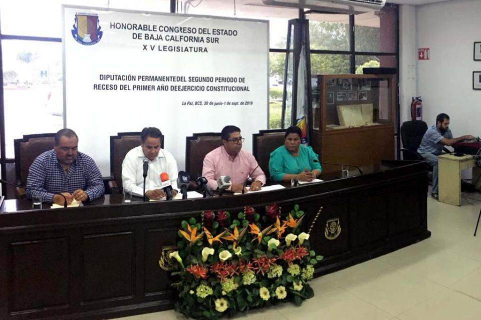 Presenta nueva Fracción de Morena su agenda legislativa
