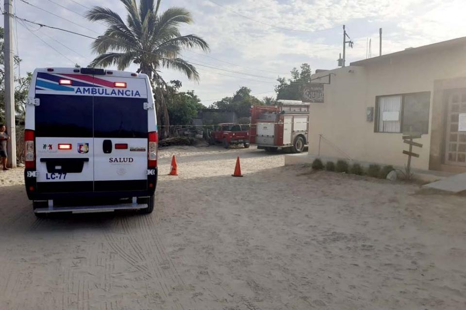 Joven muere calcinada dentro de una casa en La Ribera