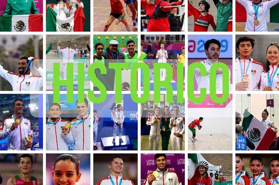 Resultado histórico de México en Juegos Panamericanos