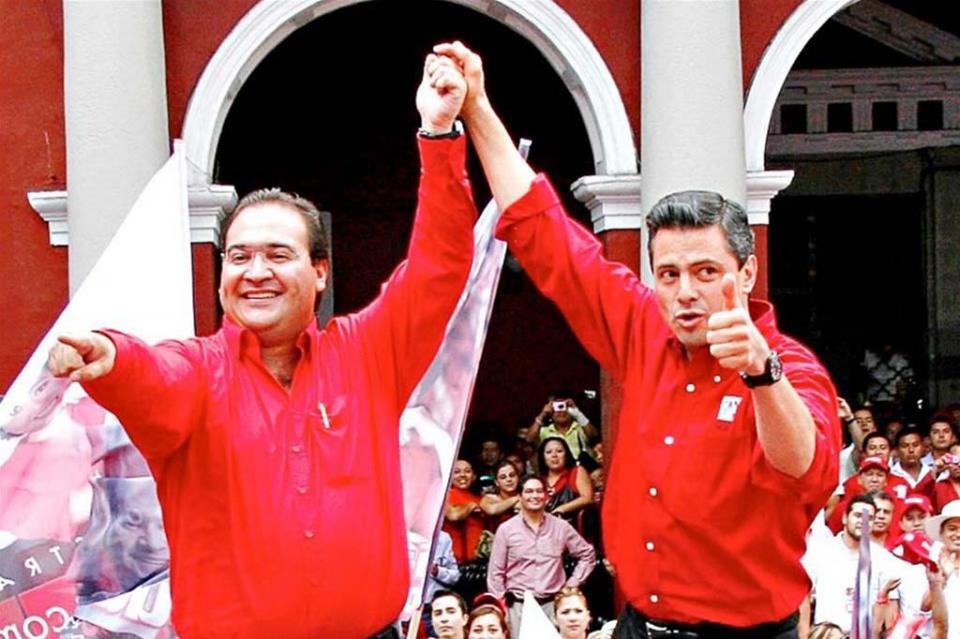Ofrece Javier Duarte delatar a Peña