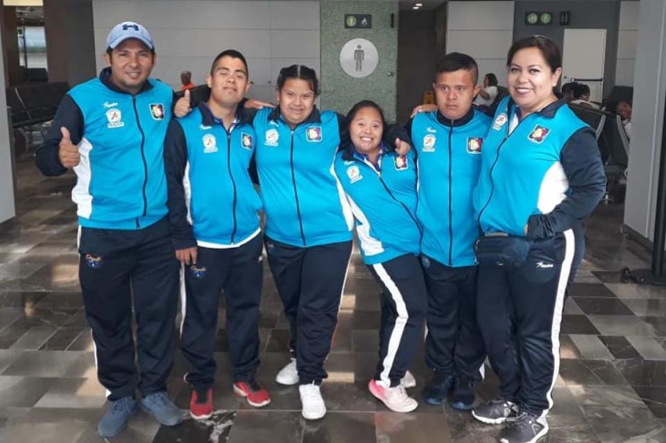Cabeños a selección nacional para Juegos Internacionales con Síndrome Down