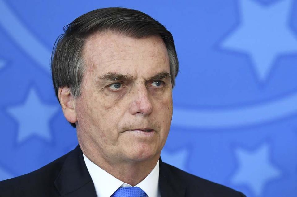 Los tres test de COVID-19 de Bolsonaro dieron negativo