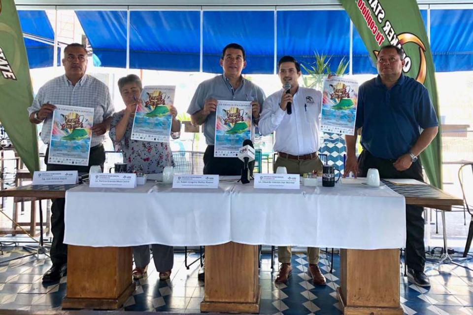 "Anuncian 1° Torneo de Pesca Deportiva ""Copa La Paz"""