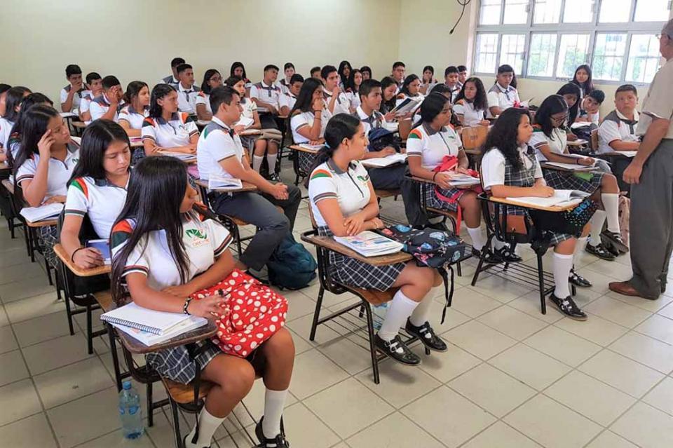 Se prepara CECYTE de BCS para recibir a alumnos de nuevo ingreso