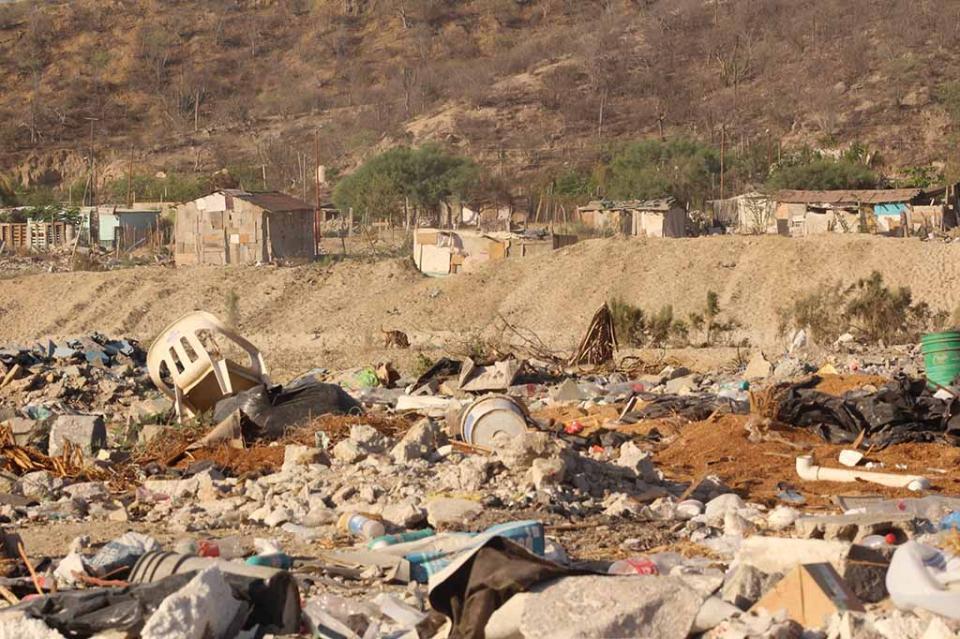 Zona de riesgo, contaminación e impunidad