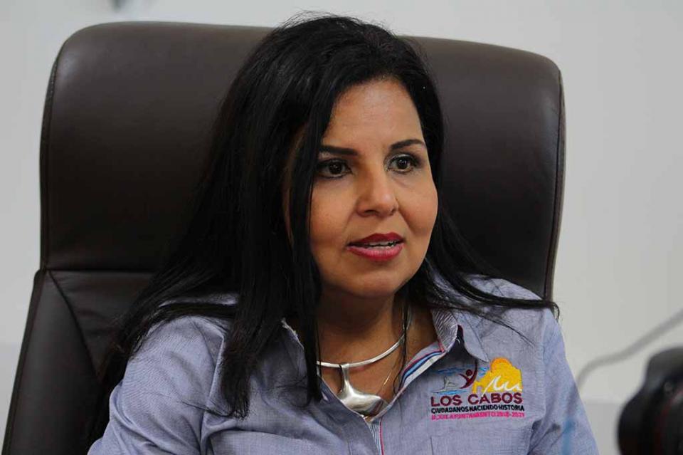 No tengo planeado modificar mi gabinete, tengo planes de trabajar, asevera la presidente municipal Armida Castro