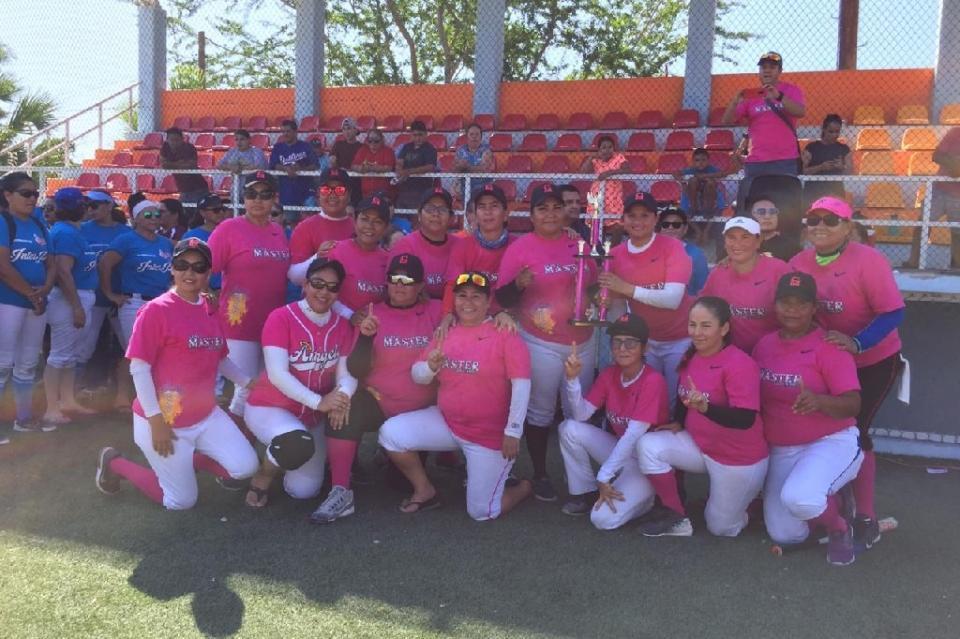 Súper Máster Los Cabos también gana Estatal de Softbol