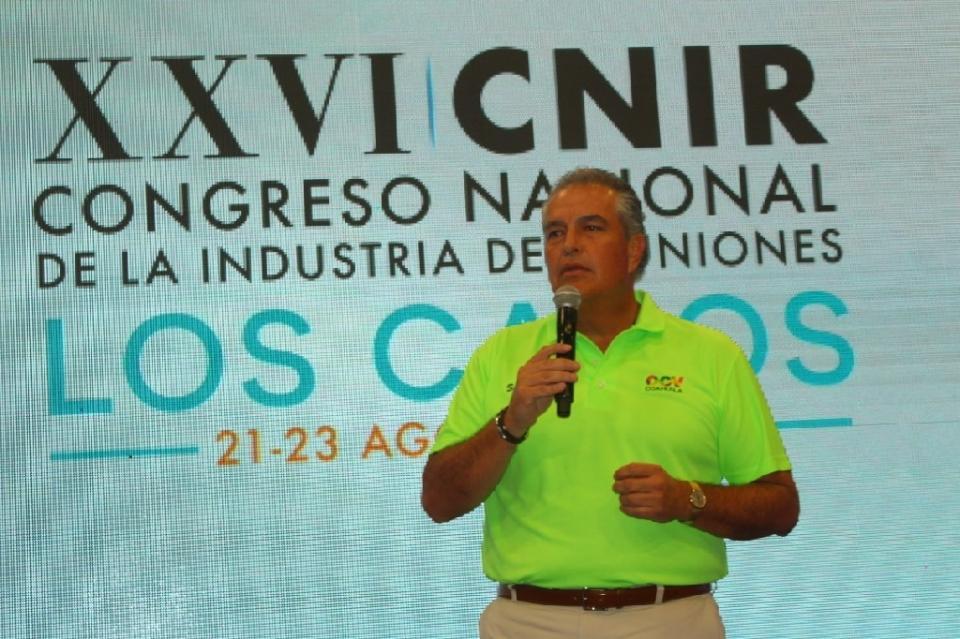 La Secretaría a Federal de Turismo no nos entiende, no escucha, aseveró titular de COMIR en cierre del XXVI Congreso Nacional de la Industria de Reuniones