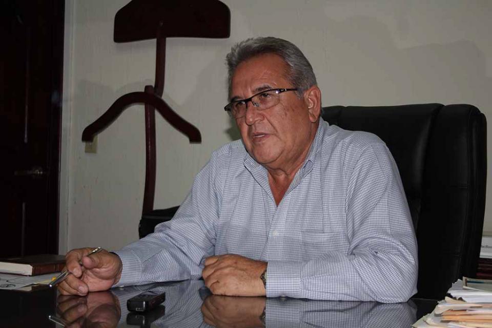 Realiza convenio Ayuntamiento con Conagua por adeudo de 27 mdp por derecho de agua en anterior administración: Rigoberto Arce