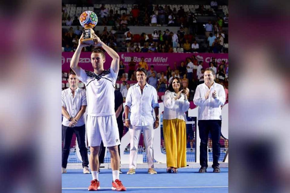 Rotundo éxito Torneo ATP Los Cabos