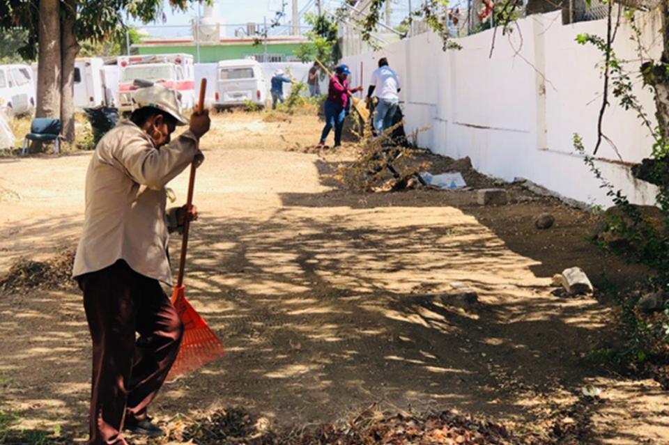 Efectúa Salud jornadas de saneamiento en unidades médicas de Los Cabos