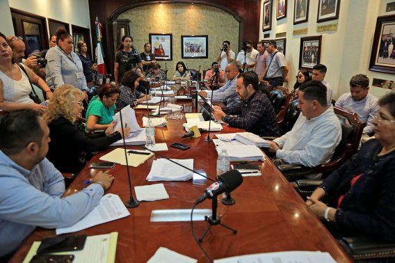Aprueba Honorable Cabildo a Arturo Sandoval Montaño como nuevo titular del Oomsapas Los Cabos