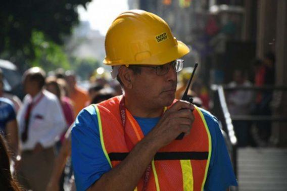 Alistan en estados macrosimulacro nacional por sismo