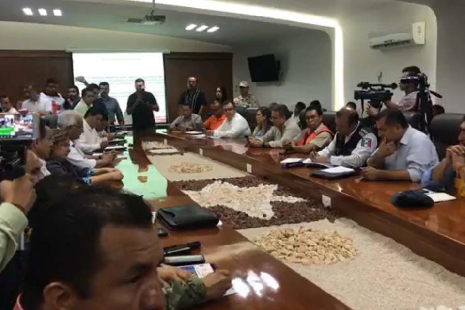 Prevén primeros efectos de Lorena la madrugada de este viernes en Los Cabos, informan en Consejo Municipal de Protección Civil