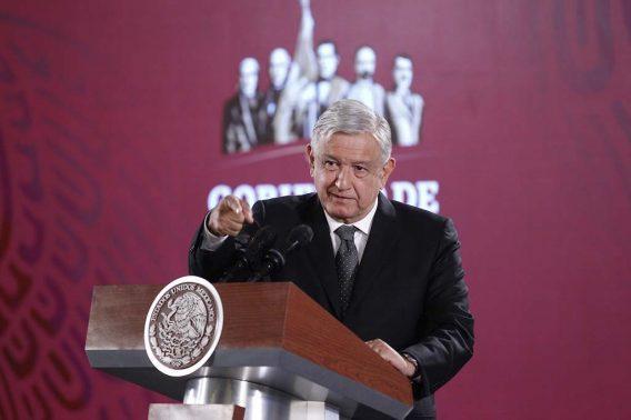 López Obrador envía al Congreso Ley de Amnistía