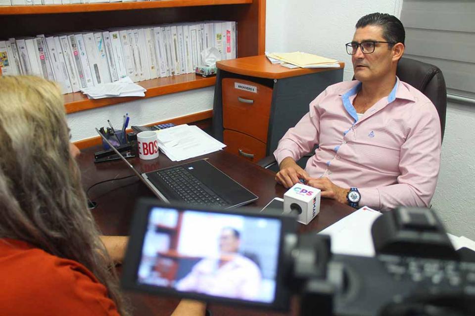 Se han atendido 200 quejas en Contraloría municipal: Alejandro Sánchez