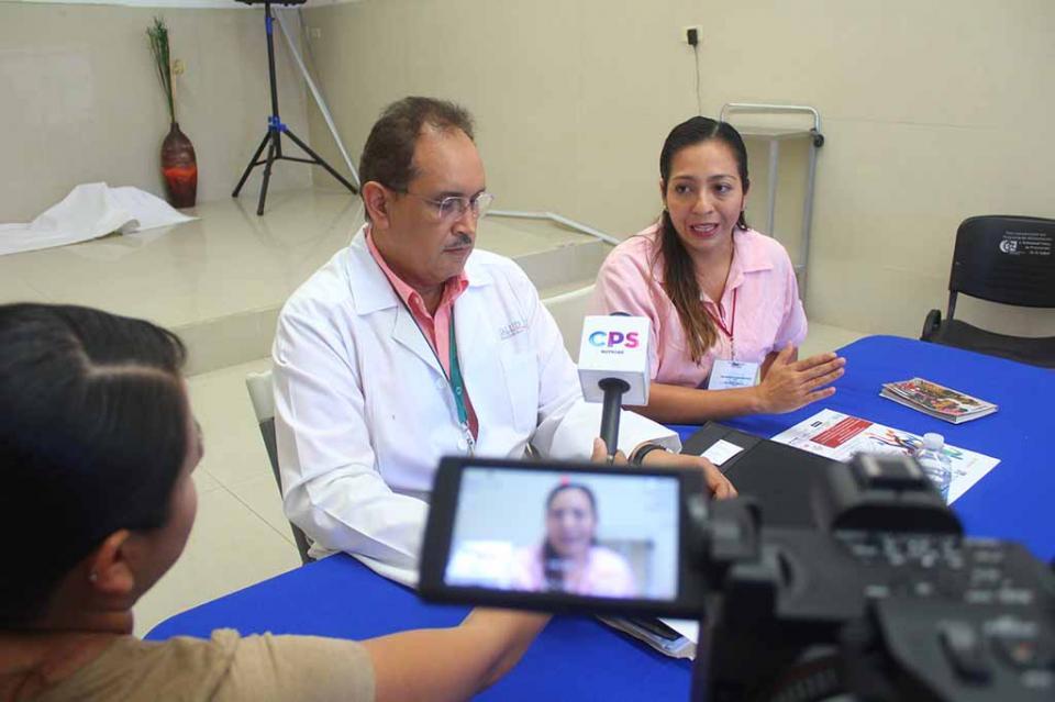 Llama la SSa a activarse por el Día Mundial del Corazón: Andrés Flores