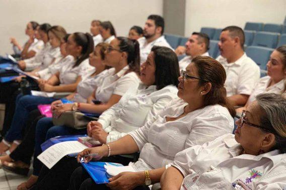 Se fortalece conocimiento del personal de Institutos Municipales de las mujeres