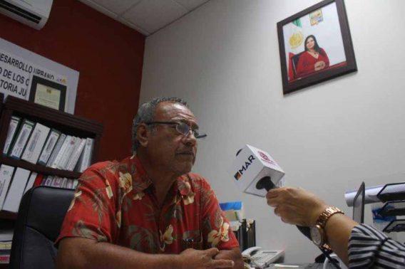 Entre 10 y 12 proyectos detenidos por no haber sesionado Consejo Municipal de Ordenamiento Territorial: Ernesto Amador