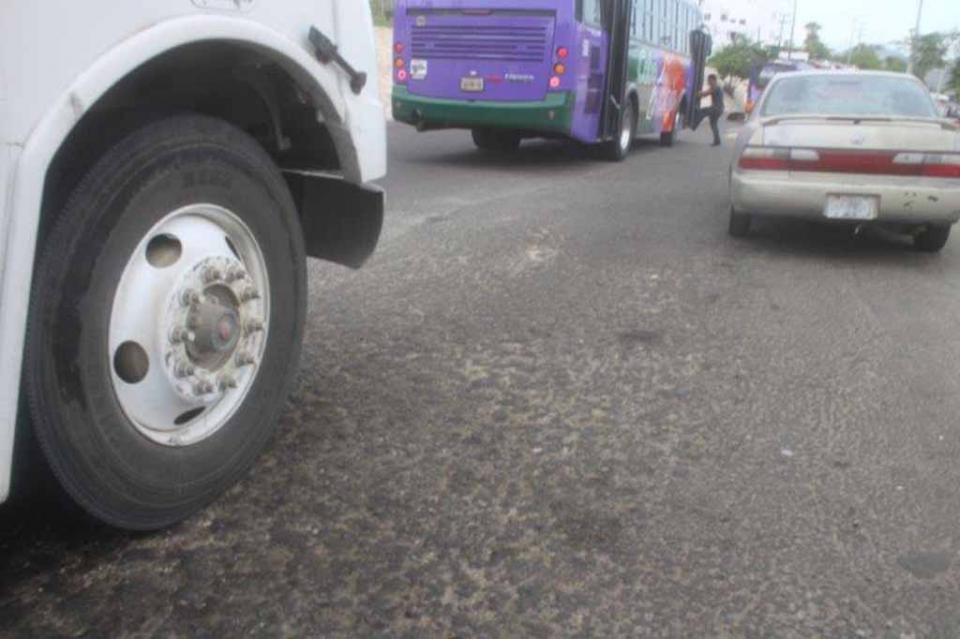 Iniciativa de ley de movilidad va para adelante, indica el diputado Héctor Ortega Pillado
