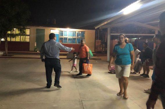 Activan en Cabo San Lucas 3 refugios temporales ante posibles lluvias