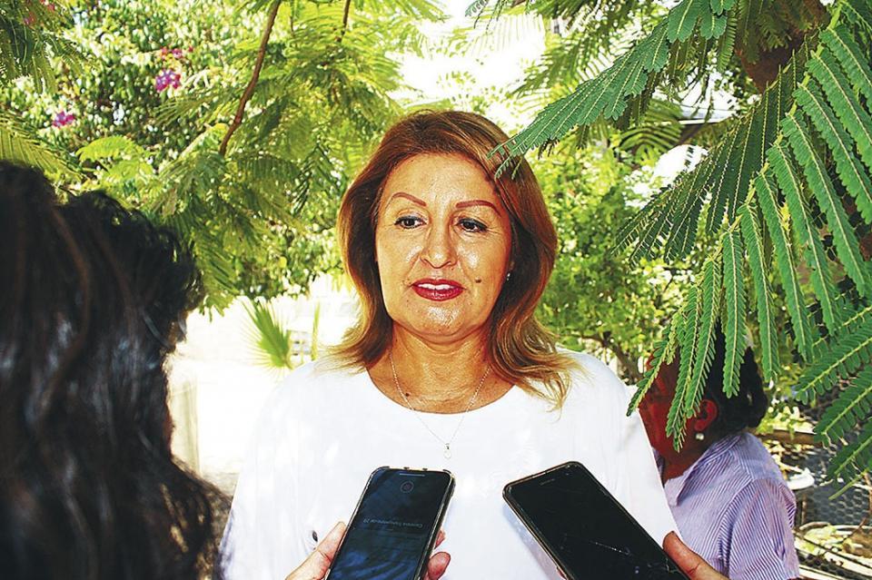 Implementa INVI más de 5 mil acciones a favor de 20 mil personas en Los Cabos: Rosalva Cuadras