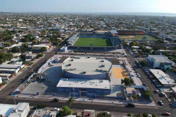 Infraestructura de la Villa Deportiva ha posicionado a BCS a Nivel Nacional
