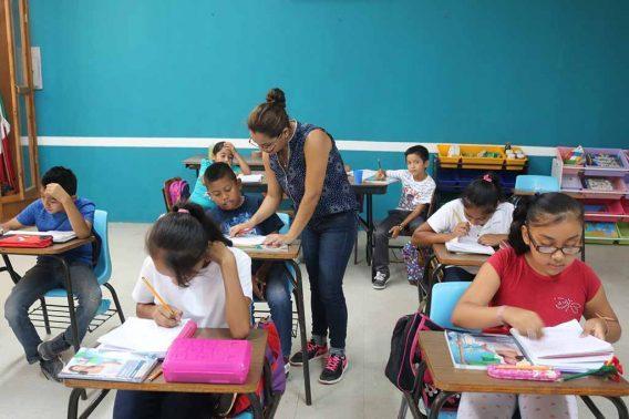 Apertura SEP un Nuevo Centro Educativo Migrante