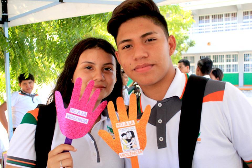 SSA capacitó a jóvenes estudiantes en la cultura del autocuidado