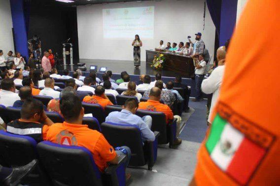 Inauguran en Los Cabos Semana Nacional de Protección Civil