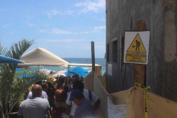 Hartazgo del sector empresarial ante obras irregulares en El Médano, refiere el Consejo Coordinador de Los Cabos