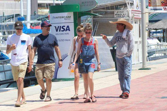 Afluencia de turistas ha sido positiva para sector restaurantero