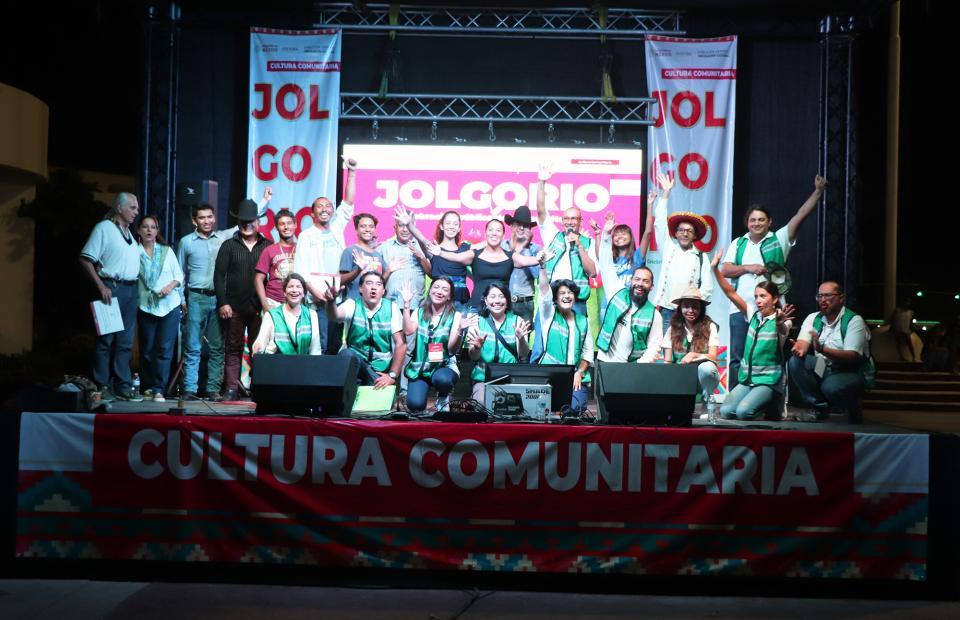 Concluye la última etapa de Misiones por la Diversidad Cultural con Jolgorio ¡Ven verás!