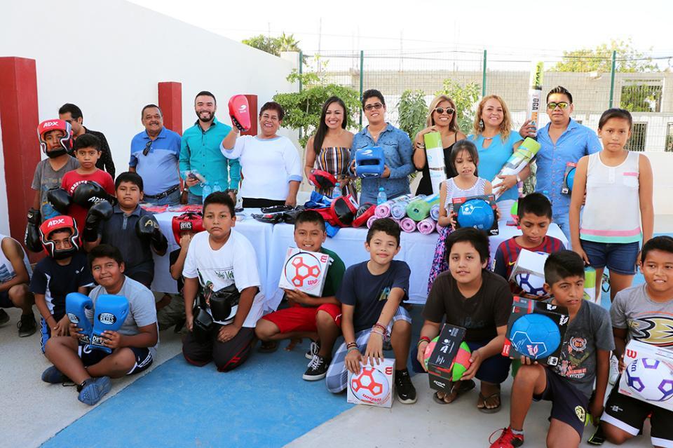 Con nueva Escuelita Técnica continúa Gobierno Municipal fomentando el deporte en niñas, niños y jóvenes