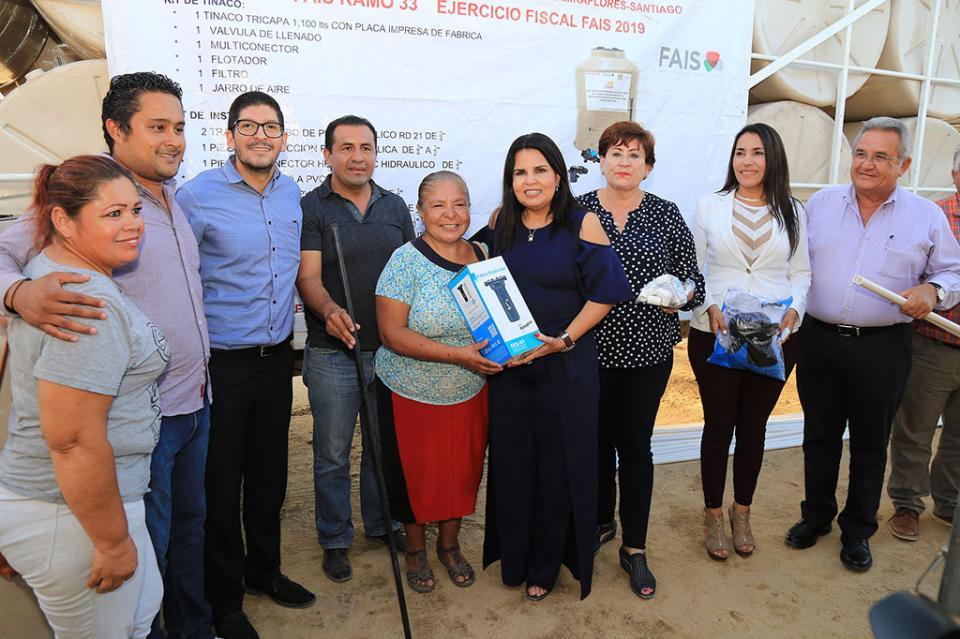 Si mejoramos la vivienda, mejoramos en mucho la calidad de vida de las y los ciudadanos: Armida Castro