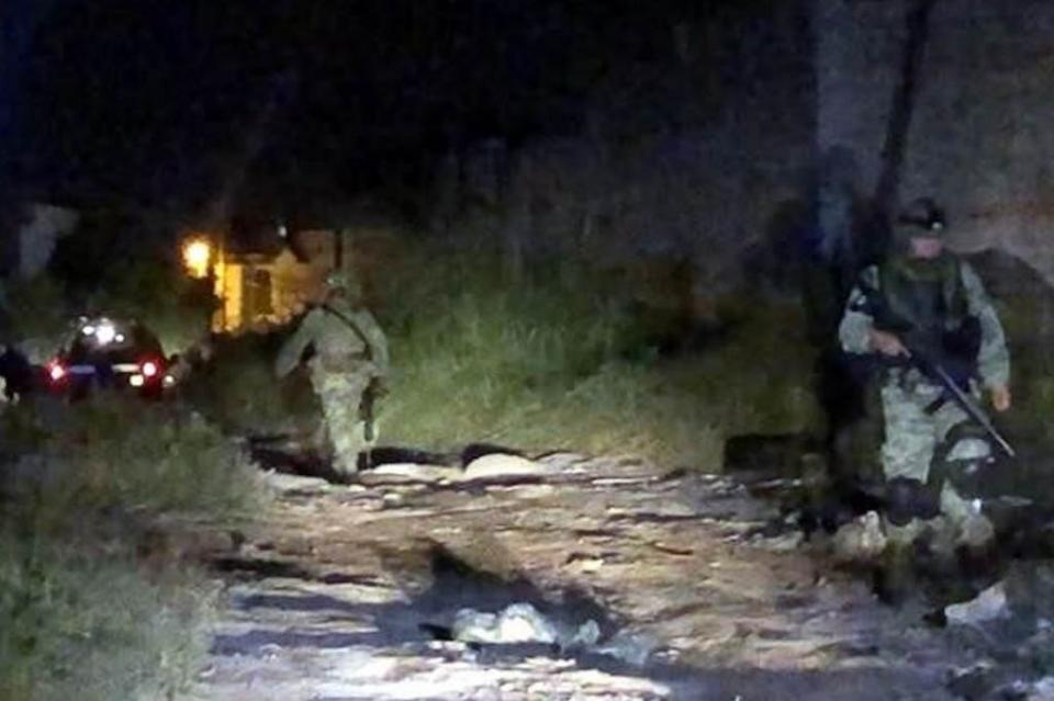 Encuentran 15 bolsas con restos humanos en Zapopan