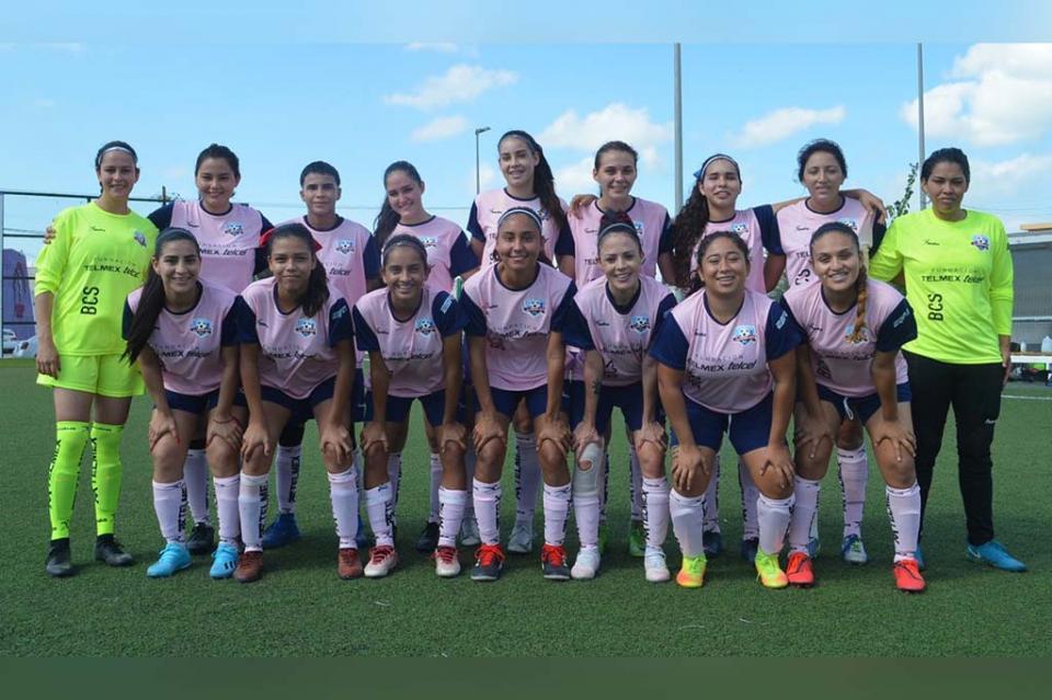 Inter Colosio logró el tetracampeonato estatal de Copa Telmex