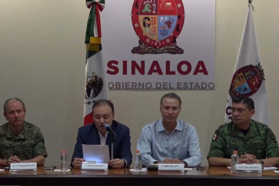 Liberación de Ovidio Guzmán no significa ausencia del Estado, dice Durazo