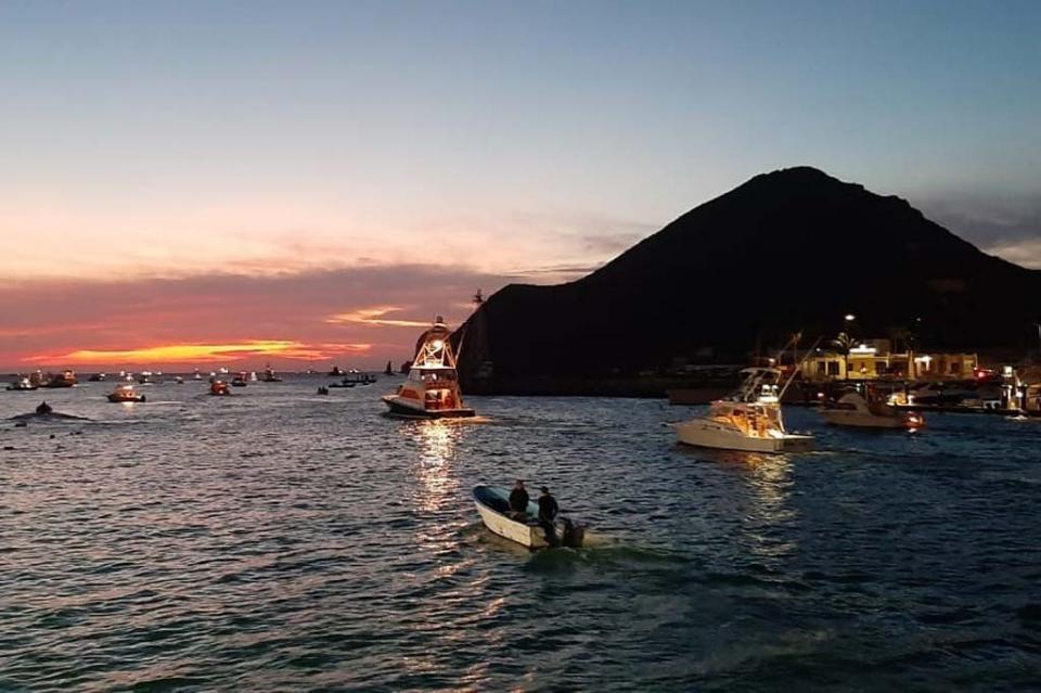 """Arranca el torneo de pesca """"Los Cabos Offshore 2019"""""""