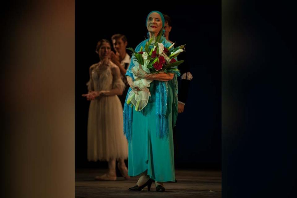 Muere la leyenda de la danza cubana Alicia Alonso