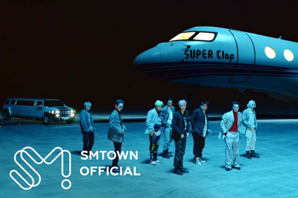 "Super Junior presenta su nuevo video ""Super Clap"""