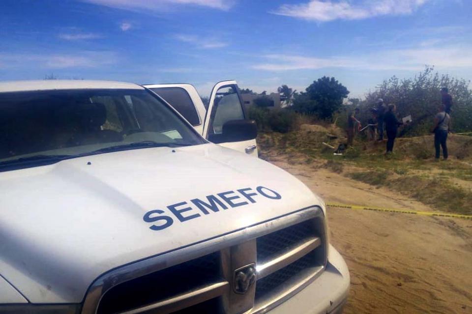 Encuentran un cuerpo sin vida en colonia Cumbres del Tezal
